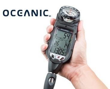 New SCUBA computer an eye-opener for older divers! - Examiner.com | DiverSync | Scoop.it