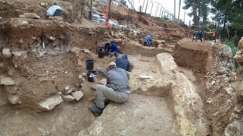 Ancient farmhouse found under Jerusalem road | Discovering the past | Scoop.it