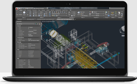 Introducing the all-new AutoCAD | BIM and Architectural Technology | Scoop.it
