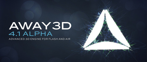 infinite turtles » Blog Archive » Away3D 4.1 Alpha release | Everything about Flash | Scoop.it