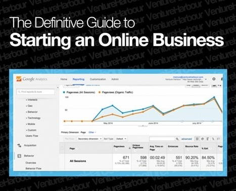 The Definitive Guide to Starting an Online Business | Links sobre Marketing, SEO y Social Media | Scoop.it