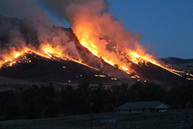 Combating bushfires with science | Disaster Resilience Education | Scoop.it