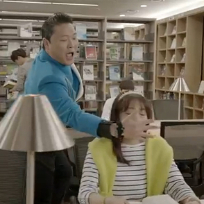 PSY's New Video 'Gentleman' Sells Beer ... and Farts: Oppa!   Integrated Marketing Comms   Scoop.it