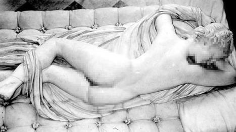 Facebook también censura al Louvre | Mundo Clásico | Scoop.it