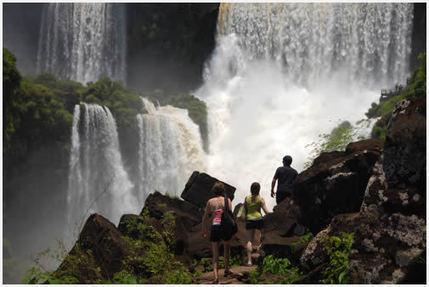 Iguazú Falls, Argentina | Argentina, Sierra Watson | Scoop.it