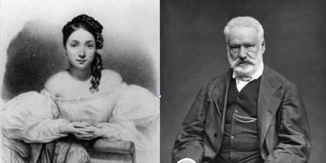 Lettre de Juliette Drouet à Victor Hugo : « Je souffre de te savoir loin au milieu de femmes qui voudront te plaire… au moins. » - Des Lettres | SoFrenchy | Scoop.it