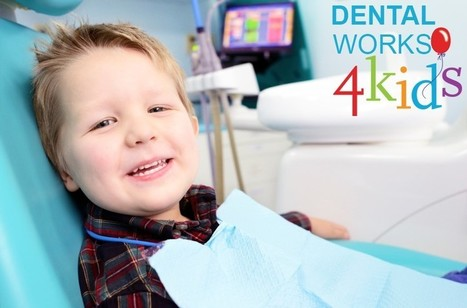What are sealants and can my child benefit from them | Dentalworks4kids | Scoop.it