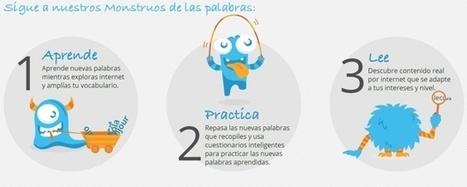 Lingualy, herramienta para aprender idiomas en la Web | Teachelearner | Scoop.it