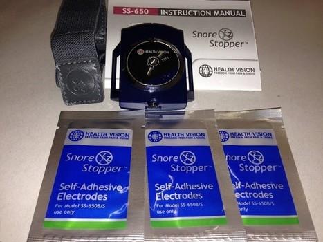 Buy Snore Stopper Watch | Best Snoring Solution | Scoop.it
