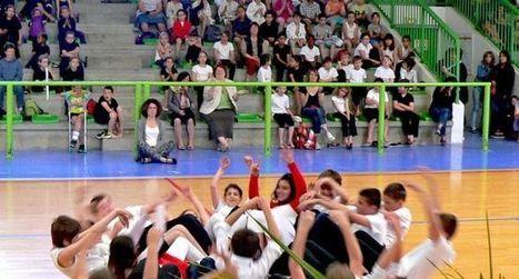 Plus de 500 écoliers aux rencontres départementales de Danse à l'école | Collège Pierre Darasse | Scoop.it