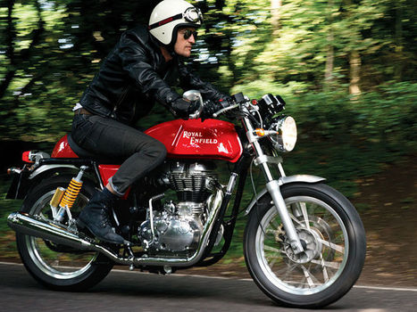 Royal Enfield Cafe Racer Continental GT to launch in India on 26th November ... - CarTrade.com | Motorcycles | Scoop.it
