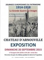 Les Journées Européennes du Patrimoine 2015 | Arnouville et son Passé: Association sur l'histoire de la ville | Scoop.it