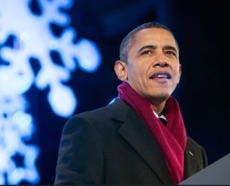 Happy Holidays! Pres. Obama Sets Up Fight For Voters' Rights | Daily Crew | Scoop.it