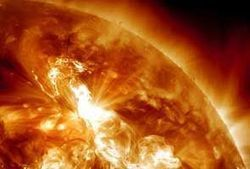 Flights rerouted as massive solar storm slams Earth - The Times of India   A Sense of the Ridiculous   Scoop.it