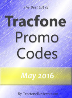 TracfoneReviewer: Tracfone Promo Codes for May 2016 | Tracfone Reviews and Promo Codes | Scoop.it