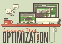 The Definitive Guide to Landing Page Optimization | Content Marketing | Scoop.it