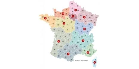 Fusion des régions : la carte secrète du gouvernement pour 2017 | L'actualité tarnaise 2014 | Scoop.it