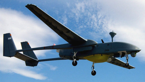 This Eagle-Eyed Heron UAV Can See From Tel Aviv to Cyprus | Future Important Technologies | Scoop.it