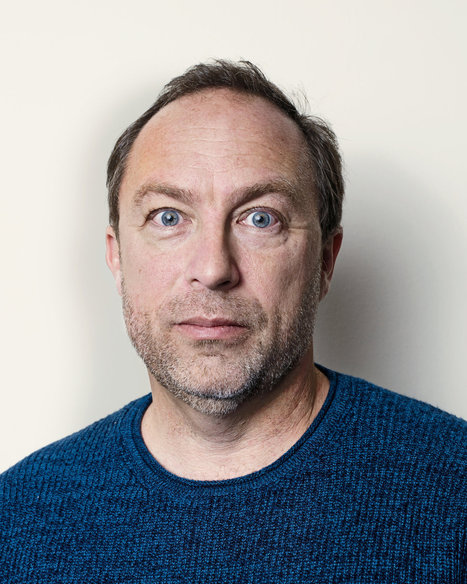 Jimmy Wales Is Not an Internet Billionaire - New York Times | Business Studies - odds & ends | Scoop.it