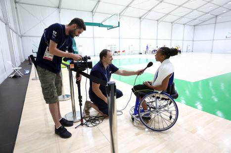 """Quand les médias transforment les athlètes en """"super humains"""" donneurs de """"leçons de vie"""" - Faire Face - Toute l'actualité du handicap moteur   Handicap, Mobilité et Vivre Ensemble   Scoop.it"""