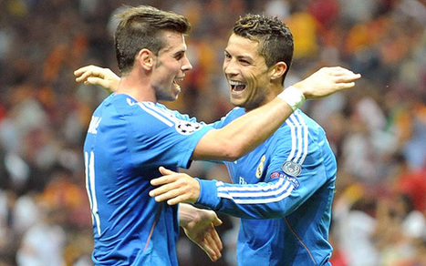 Five goals in 36 mins - Real Madrid match summary | Telegraph must read 18-09-2013 | Scoop.it