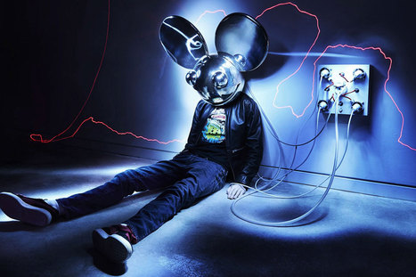 Deadmau5 interview: 'Festivals are being branded bigger than the acts, it's totally backwards' | DJing | Scoop.it