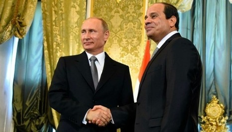 Russian Troops In Egypt For First-Ever Joint Military War Games On Land In Africa@investorseurope stockbrokers   Africa : Commodity Bridgehead to Asia   Scoop.it