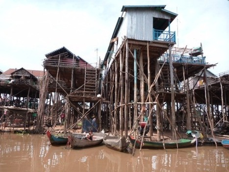Lac Tonle sap | Voyager Au Cambodge | Voyage Cambodge | Scoop.it