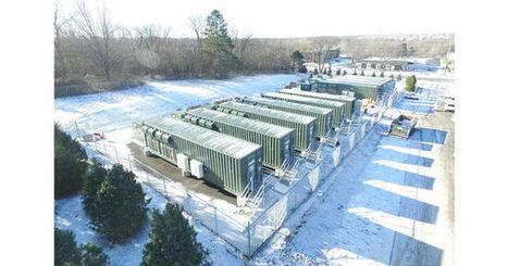 EDF remporte un contrat pour un stockage par batterie de 49 MW au Royaume-Uni - L'Usine de l'Energie | Actualité du secteur Energetique | Scoop.it