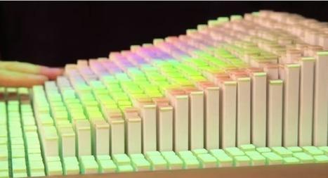 GHOST: une technologie qui surgit de l'écran - Techno-science.net   UseNum - Technologies   Scoop.it