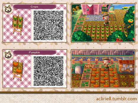 Fan Animal Crossing: Códigos QR varios de todo tipo + ideas para tu pueblo | Herramientas web 2.0 para educación | Scoop.it