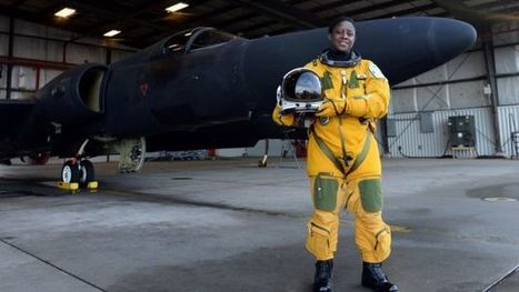 First African-American Woman to Fly U-2 Spy Plane Promoted | Black History Month Resources | Scoop.it