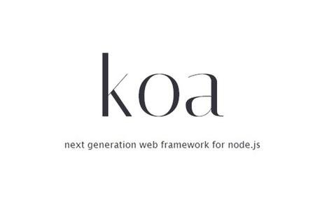 15 Best Node.js Frameworks for Developers | Code Geekz | UI development | Scoop.it