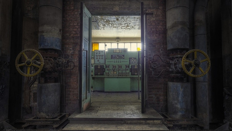 These Abandoned Power Stations Are Majestic in Their Decay | Books, Photo, Video and Film | Scoop.it