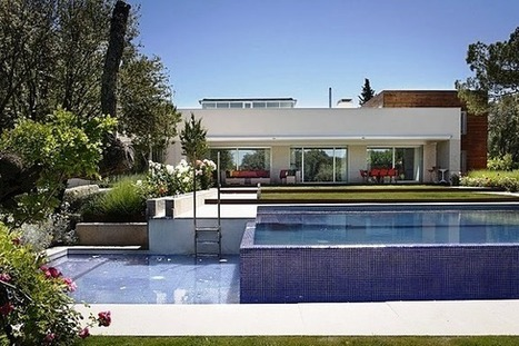 Madrid Home Landcaping by Carlos García Puente | Awesome Architecture | Scoop.it