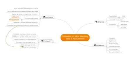 La carte heuristique comme outil de compte-rendu | Art of Hosting | Scoop.it
