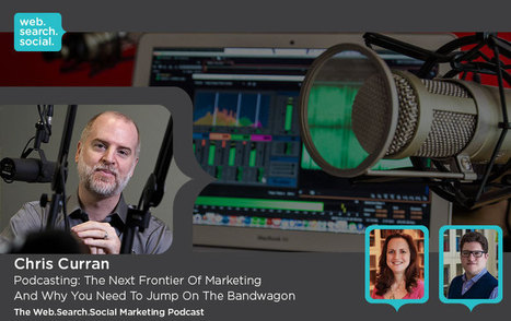 Podcasting: The Next Frontier Of Marketing And Why You Need To Jump On The Bandwagon | Podcasts | Scoop.it