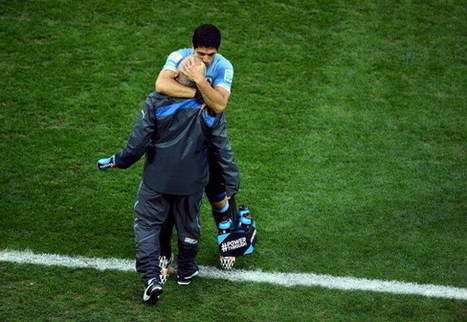 Uruguay physio halted cancer treatment to help Luis Suárez recover from injury | data journalism | Scoop.it