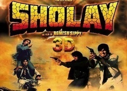 1st weekend box office collection of sholay 3D | Update Masti | Scoop.it