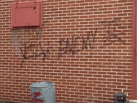 Church aims to turn vandalism into positive | Troy West's Radio Show Prep | Scoop.it