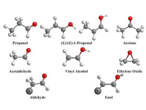 Ça se passe là haut...: Des molécules organiques complexes synthétisées par les rayons cosmiques | C@fé des Sciences | Scoop.it