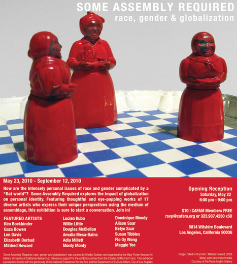 Some Assembly Required: race, gender & globalization | Globalization and Gender | Scoop.it