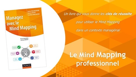 Managez avec le Mind Mapping, Le livre ! - Le Blog du Management Visuel | Conceptual Map | Scoop.it