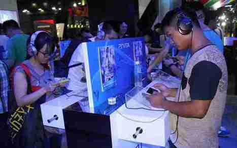 China's Mobile Gaming industry expects extraordinary Growth in 2016 | Technology in Business Today | Scoop.it
