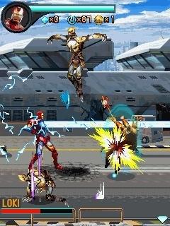Descargar [Gameloft] Los Vengadores – El juego para móvil (sony ericsson, Nokia, Samsung) | Realgameloft | Scoop.it