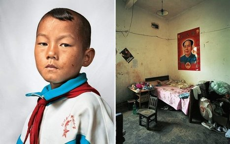 Where Children Sleep: Portraits From Around The World | Geography | Scoop.it