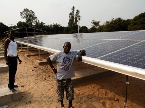 Karl Pedraza on Strikingly | Karl Pedraza et l'énergie solaire | Scoop.it