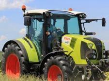 Im Test: Die neuen Claas Arion 400 Traktoren   agrar   Scoop.it