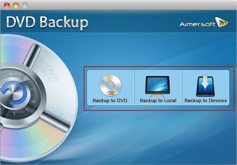 Aimersoft DVD Backup for Mac Discount Coupon and Review – Customized DVD Backups and More!   Kodulehe valmistamine soodsa hinnaga - kodulehtede tegemine, e poe loomine   Soft   Scoop.it