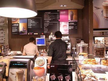 McDonald's beacon strategy pushes in-store conversion rate to 20pc - Mobile Marketer - Software and technology   iBeacon & micro location in the retail space   Scoop.it